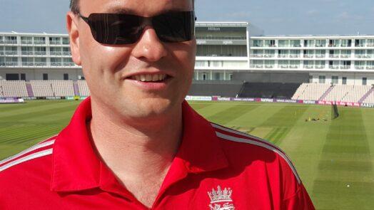 Salisbury Radio DJ Craig Hicks