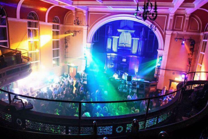 Chapel Nightclub Salisbury