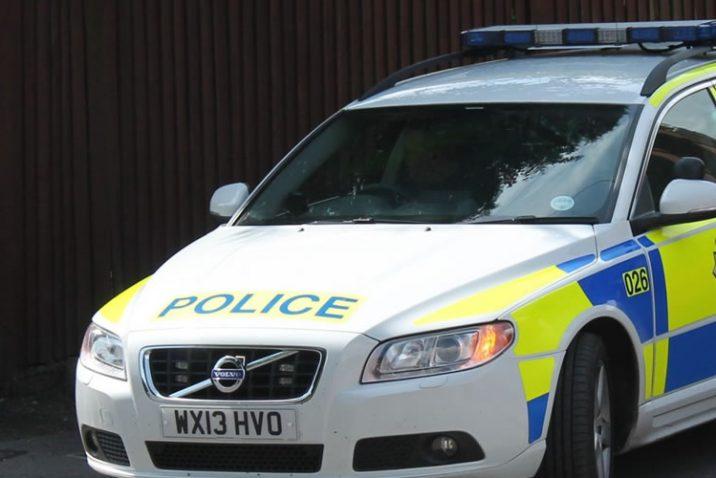 Police Car - Wiltshire