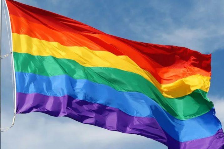 Salisbury Pride Flag UK
