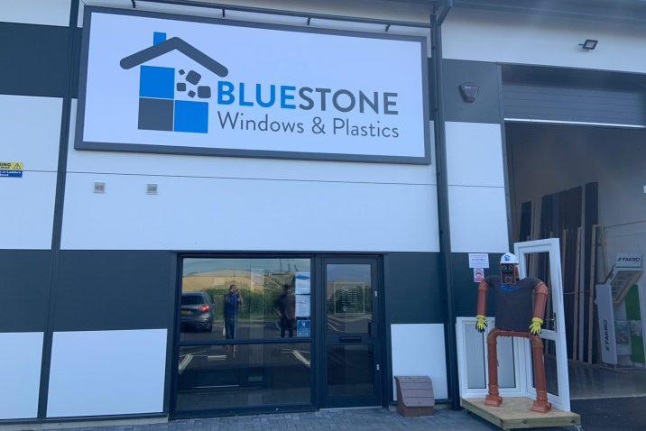 Bluestone Windows Barry the Pipe Man
