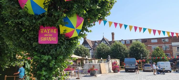 Fayre on the Square Salisbury 2021