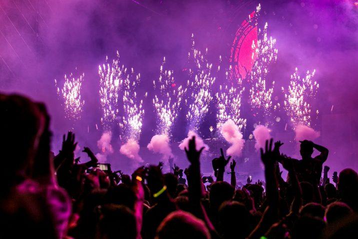 Fireworks Salisbury Racecourse 2021